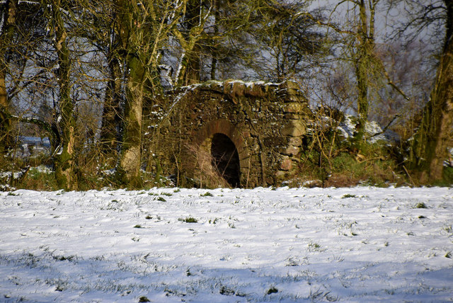 Stone built structure, Garvaghy