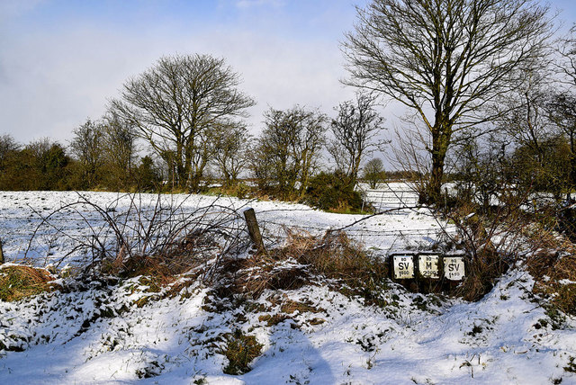 Wintry at Garvaghy