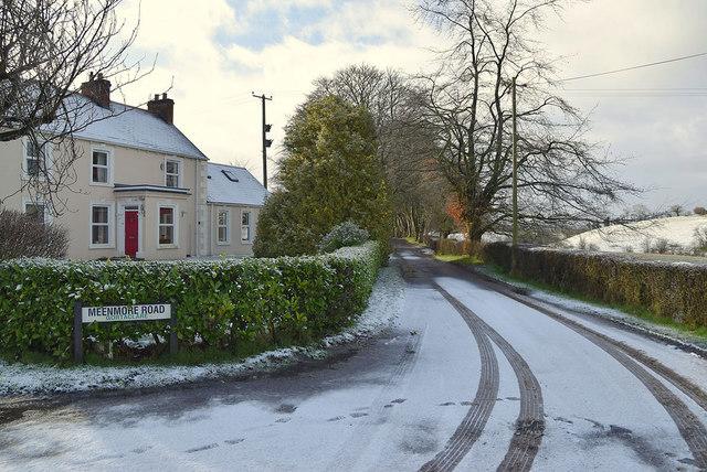 Meenmore Road, Gortaclare