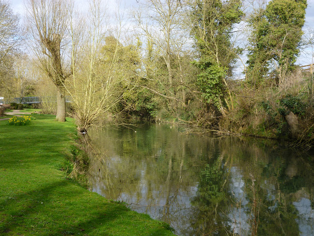 River Great Ouse, Buckingham