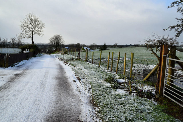 Meenmore Road, Moylagh