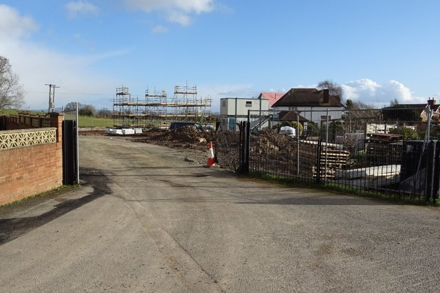 House building on former Malvern Spring Water site
