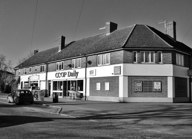 Tuckswood Centre - Co-op Daily shop