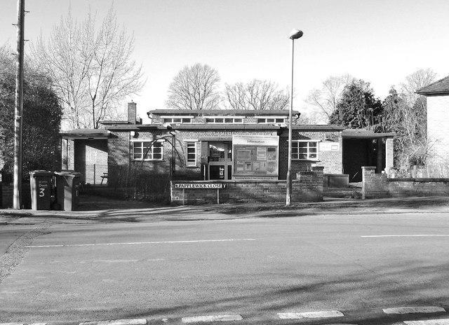 Tuckswood Library in Robin Hood Road