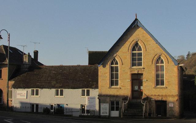 Buildings, Trevanion Road, Wadebridge