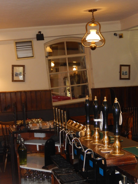 Inside the Crooked House, Himley