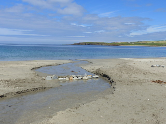 The Bay of Skaill, Mainland, Orkney