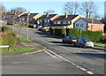 ST3090 : Detached house on the east side of Rowan Way, Malpas, Newport by Jaggery