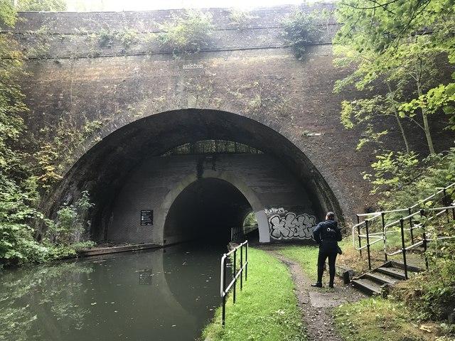 Canal Bridge & Tunnel