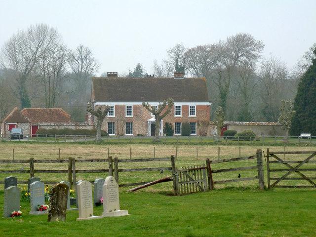 Manor House, Chilbolton