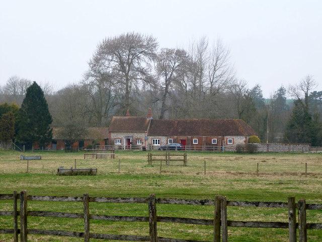 Manor House Cottage, Chilbolton