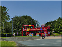 NS6064 : City Sightseeing Glasgow by Stephen Craven