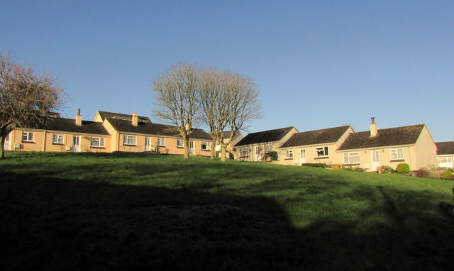 Green, Whiterock Close, Wadebridge