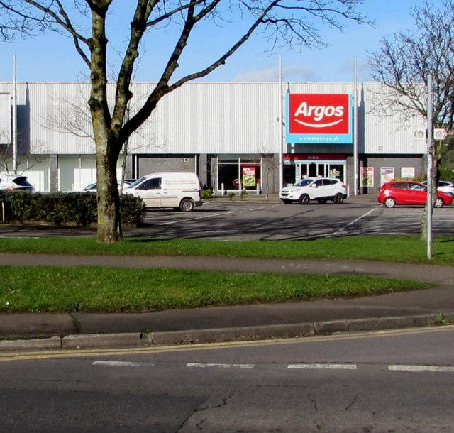 Argos in Maesglas Retail Park, Newport