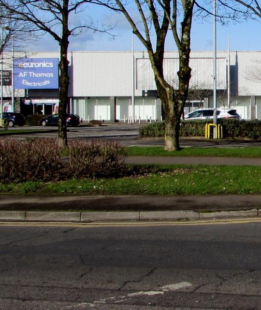 A F Thomas Electricals, Newport