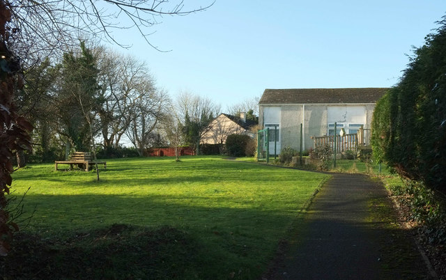 Lawn by St Breock residential home