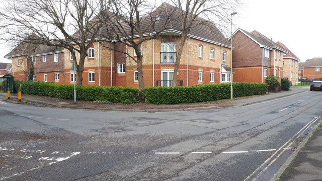 Corner of Segensworth Road and Whiteley Lane