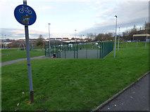 NS3373 : Boglestone Park by Thomas Nugent