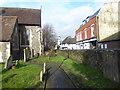 TQ4768 : In St Mary the Virgin Churchyard, St Mary Cray by Marathon