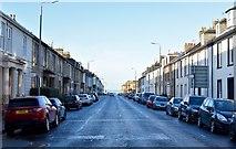 NS3321 : Barns Street, Ayr, South Ayrshire by Mark S