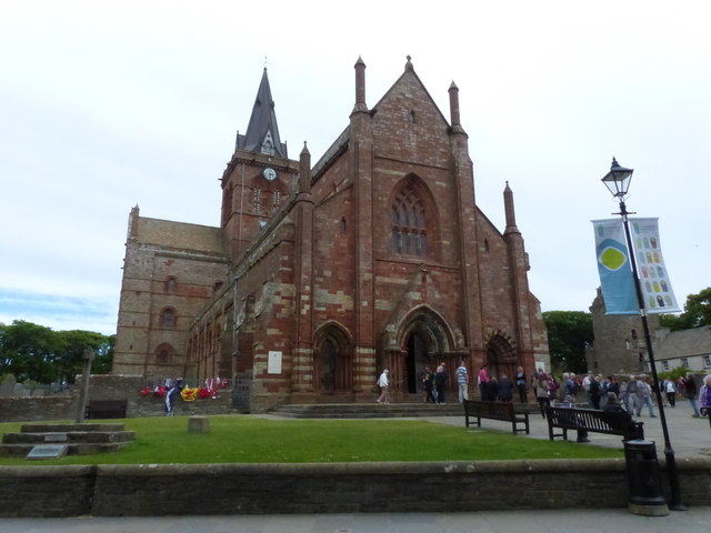 St. Magnus' Cathedral, Kirkwall, Orkney