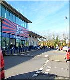 ST3085 : B&M Homestore, 28 East Retail Park, Newport by Jaggery