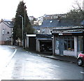 ST3089 : Smiths Carpets & Flooring shop, 1A Aston Crescent, Newport  by Jaggery