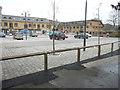 TR3042 : Car park, Buckland Paper Mill by John Baker
