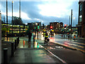SE3033 : New cycle lane on York Street by Stephen Craven