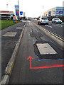 SE2733 : Poor reinstatement on Armley Road by Stephen Craven