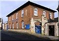 TF0307 : United Reformed Church, Star Lane, Stamford by Alan Murray-Rust