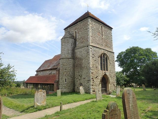 St Marys Church Kenardington