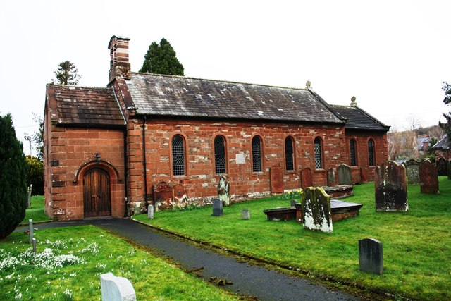 Church of St Peter, Langwathby