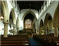 TF0207 : Church of All Saints, Stamford by Alan Murray-Rust