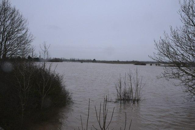 Flooding in Kelham Parish