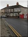 ST3287 : Row of houses, Bilston Street, Newport by Jaggery