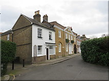 TQ3296 : Gentleman's Row, Enfield by Malc McDonald