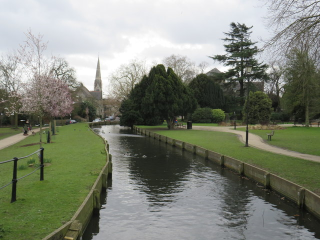 New River, Enfield
