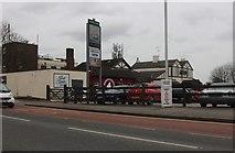 TQ5282 : The Albion pub, Rainham by David Howard