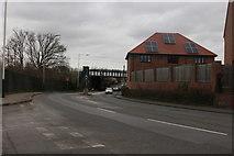 TQ5185 : Rainham Road, Elm Park by David Howard