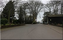 TQ6582 : The entrance to Orsett Hall Hotel by David Howard