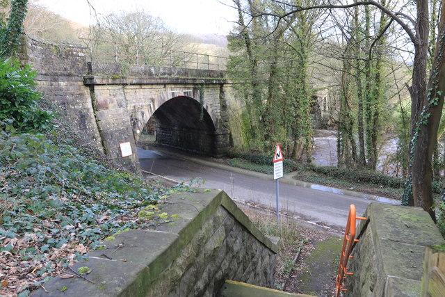 Cromford viaduct