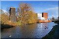 SJ8798 : Ashton Canal, Clayton by David Dixon