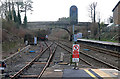 ST9897 : Kemble Station looking south by Chris Allen