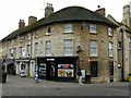 TF0207 : 8 – 10 Red Lion Square, Stamford by Alan Murray-Rust