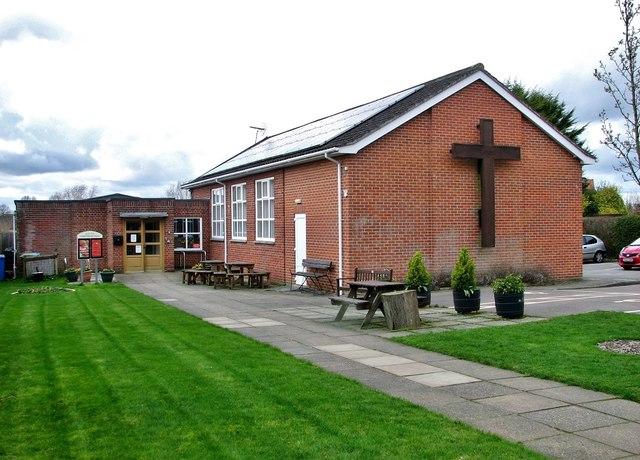 Ipswich Road United Reformed Church