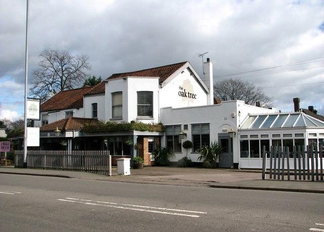 The Oak Tree public house