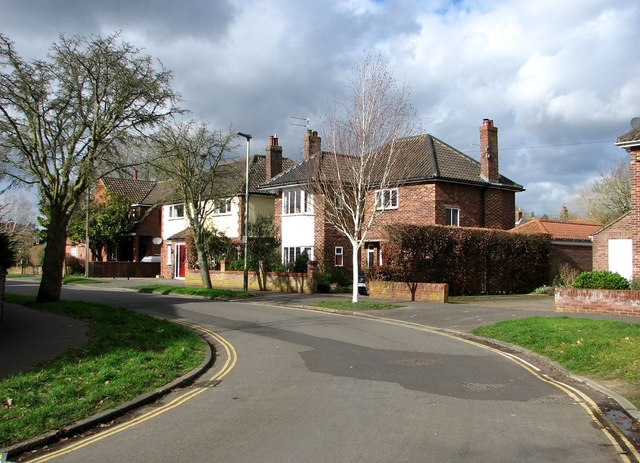Houses in Welsford Road