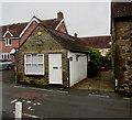 SO4593 : The Smithy, Church Street, Church Stretton by Jaggery