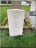 SC2482 : 76573 Private T J Fell headstone by Richard Hoare